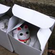 招き猫@豪徳寺2010