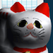 メタセコで招き猫製作のサムネイル