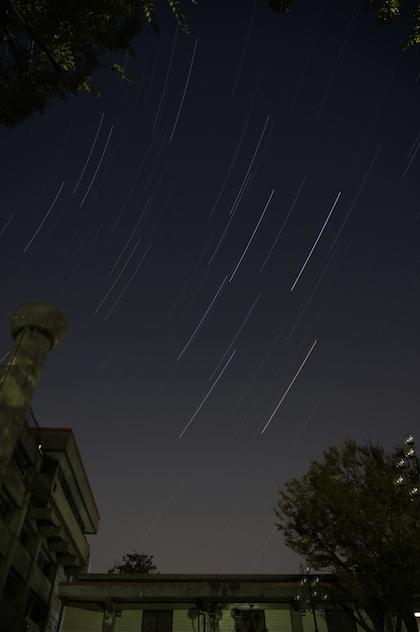 しし座流星群 18 Nov 2013