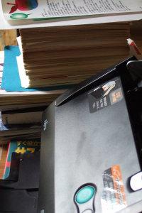 購入初日のスキャン成果 FinePixF10 1/26sec F4.3 18mm ISO400