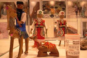 モロッコの人形 GR DIGITAL F2.4 1/20sec ISO154 -0.3EV