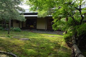 猪俣邸庭園・スギゴケの庭 GR DIGITAL F4 1/104 ISO64 -0.7EV