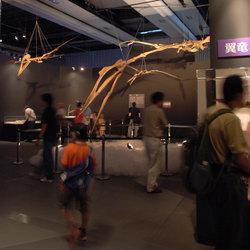 世界最大の恐竜展・ケツァルコアトルス GR DIGITAL F2.4 1/3sec ISO154 -0.7EV