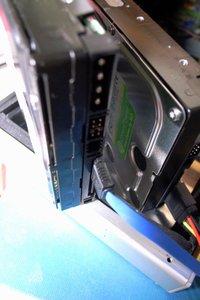 新旧ハードディスク