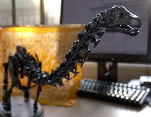 長い! 1/35 diplodocus GR DIGITAL F2.8 1/45sec ISO81 -0.3EV