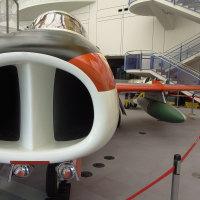 航空発祥記念館 フジT1-B GR DIGITAL F4 1/133sec ISO64 -0.3EV