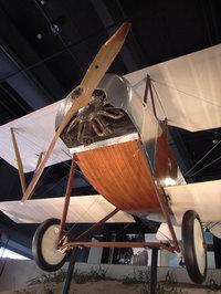 航空発祥記念館 ニューポール81E2 GR DIGITAL F2.4 1/16sec ISO154 -0.3EV