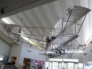航空発祥記念館 会式一号飛行機 GR DIGITAL F3.2 1/39sec ISO64