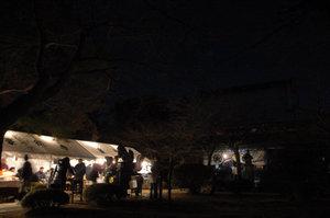 豪徳寺へ二年参り2010