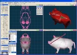 イノシシ3D練習モデル最新状況