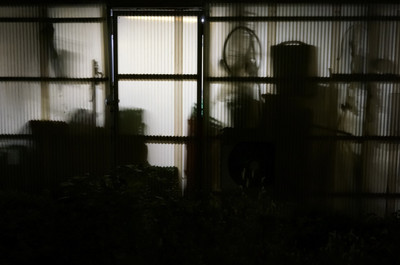 NEX-5R:手持ち夜景・光と影