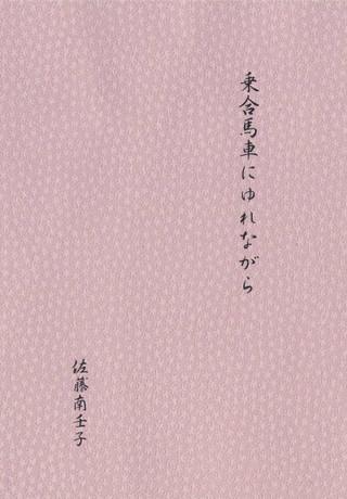 佐藤南壬子『乗合馬車にゆれながら』