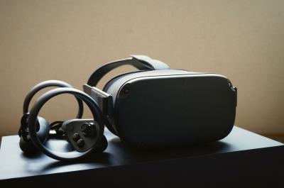 oculus quest購入
